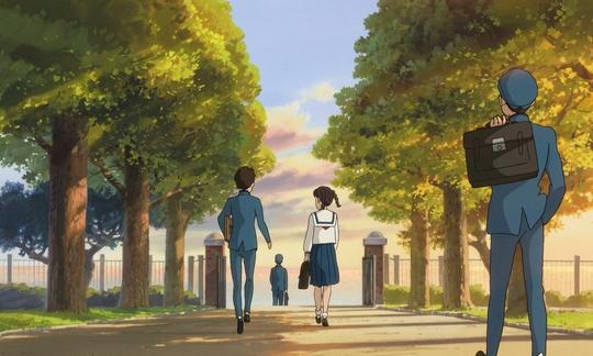 La Colline aux Coquelicots, Ghibli, Goro Miyazaki, Masami Nagasawa, Junichi Okada, Keiko Takeshita, Japanime, Kokuriko zaka kara,