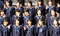 Découverte Japon, Japon, Uniforme scolaire