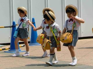 Découverte Japon, Japon, Uniforme scolaire,