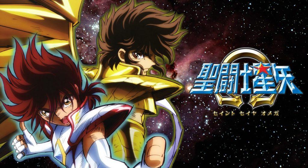 Saint Seiya Omega, Canal J, Toei Animation, Actu Japanime, Japanime, Kana Home Video,