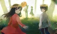 Kazé Manga, Manga, Actu Manga, Ame et Yuki, Les Enfants Loups, Mamoru Hosada, Yoshiyuki Sadamoto, Yû,
