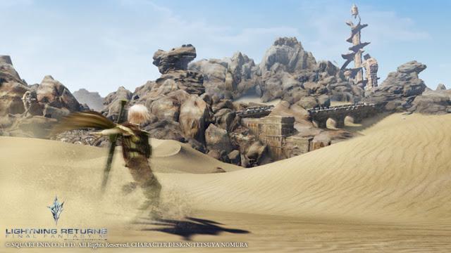 Actu Jeux Vidéo, Jeux Vidéo, Lightning Returns : Final Fantasy XIII, Square Enix, Tetsuya Nomura,
