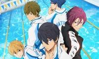 Free, Kyoto Animation, Kojo Ouji, High Speed, Actu Japanime, Japanime,