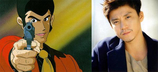 Actu Ciné, Actu Manga, Cinéma, Katō Kazuhiko, Lupin III, Lupin III : Meitantei vs. Lupin, Manga, Manga Action Weekly, Monkey Punch, Satoshi Tsumabuki, Sho Sakurai, Shun Oguri,