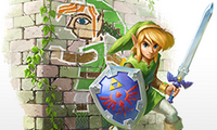 The Legend of Zelda : A Link Between Worlds, Nintendo 3DS, Actu Jeux Video, Jeux Vidéo, Nintendo, Nintendo Direct, E3 2013,