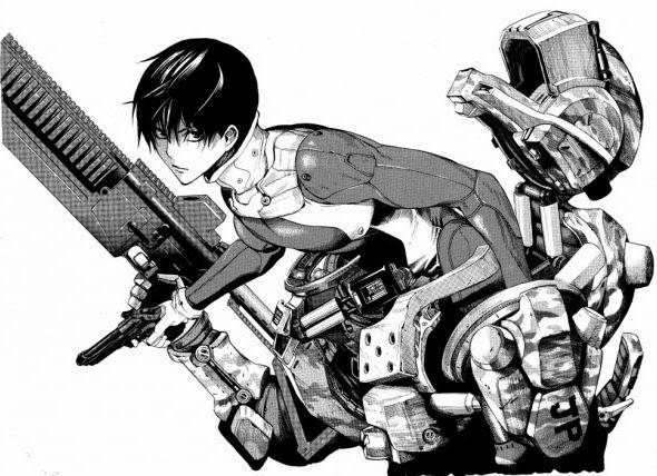 All You Need Is Kill, Takeshi Obata, Hiroshi Sakurazaka, Ryosuke Takeuchi, Young Jump, Manga, Actu Manga, Shueisha,