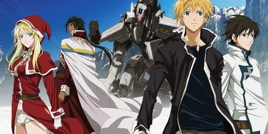 Broken Blade, Break Blade, Actu Japanime, Japanime, Yoshinaga Yunosuke,