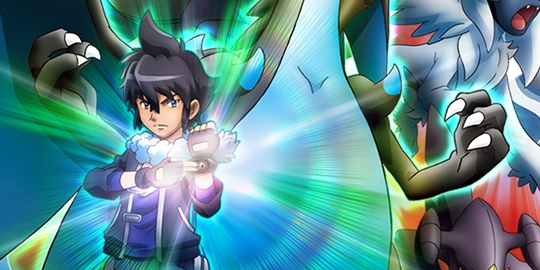 Pokémon Méga-Évolution, Production IG, Actu Japanime, Japanime, TV Tokyo,