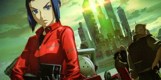 @Anime, Ghost in the Shell Arise, Actu Ciné, Cinéma, DVD, Blu-ray,