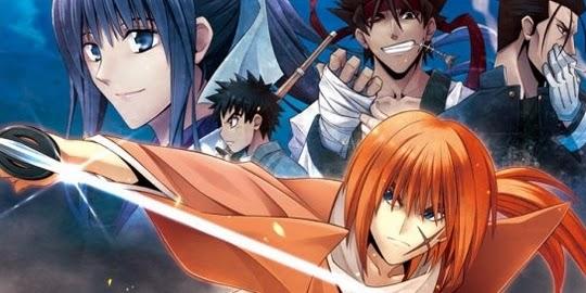 Kenshin Restauration, Glénat, Manga, Actu Manga, Nobuhiro Watsuki, Rurouni Kenshin : Tokuhitsu-ban,