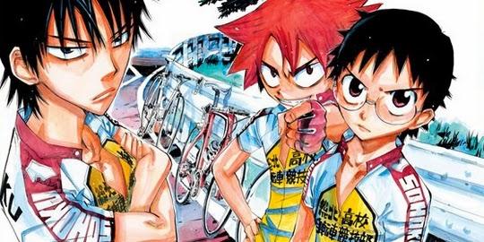 Yowamushi Pedal, J-One, Actu Japanime, Japanime,