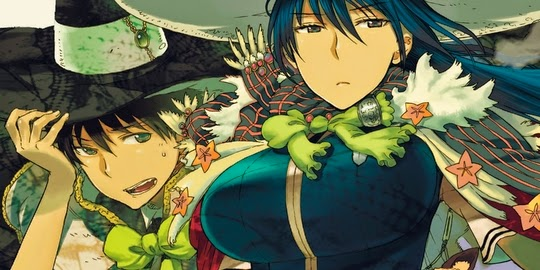 Critique Manga, Kana, Manga, Shonen, Shonen Manga, Witchcraft Works,