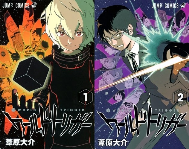 World Trigger, Ashihara Daisuke, Actu Manga, Manga, Kazé Manga, Weekly Shonen Jump,