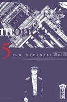 Big Kana, Critique Manga, Jun Watanabe, Kana, Manga, Montage, Seinen,