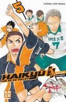 Actu Manga, Critique Manga, Haikyu, Kaze, Kaze Manga, Manga, Shonen,