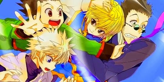 Hunter x Hunter, Actu Manga, Manga, Yoshihiro Togashi, Weekly Shonen Jump, Pause,