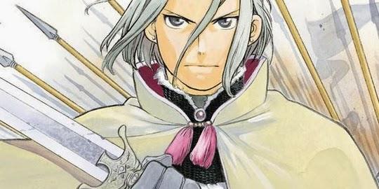 Actu Japanime, Arslan Senki, Bessatsu Shonen Magazine, Hiromu Arakawa, Japanime, The Heroic Legend of Arslan,