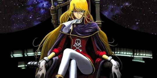 Actu Manga, Albator, Critique Manga, intégrale, Kana, Kana sensei, Leiji Matsumoto, Manga, Queen Emeraldas,