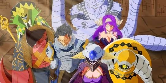 Fairy Tail, Actu Japanime, Japanime, Arc Tartaros de Fairy Tail, A-1 Pictures, Studio Bridge, Hiro Mashima,