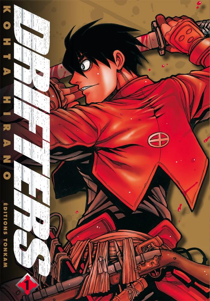 Drifters, Young King Ours, Kohta Hirano, Manga, Actu Manga, Japanime, Actu Japanime,