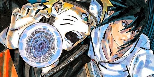 Masashi Kishimoto, Naruto, Rookie of the Year, Manga, Actu Manga, Weekly Shonen Jump,
