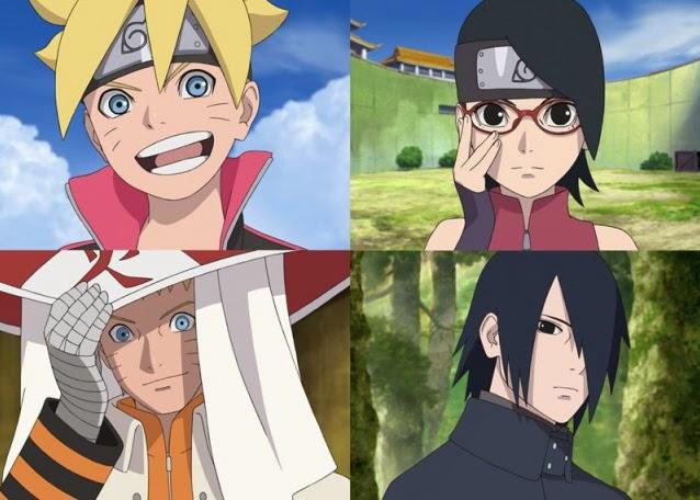 Boruto - Naruto The Movie -, Actu Ciné, Cinéma, Studio Pierrot, Masashi Kishimoto, Naruto,