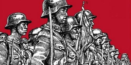Actu Manhua, Bo Lu, Critique Manhua, La Bataille de Shangai, Manhua, Urban China,
