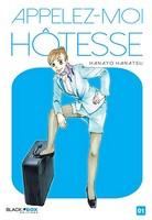 Appelez-Moi Hôtesse, Black Box, Critique Manga, Josei, Manga,