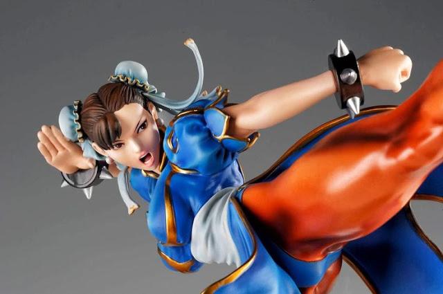 Arcade, Figurine, Super Street Fighter IV : Arcade Edition, Tsume Art, Goodies,