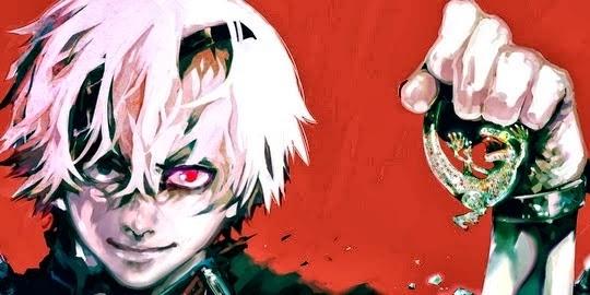 Weekly Young Jump, Tokyo Ghoul : Hibi, Tokyo Ghoul : Pinto, Actu Japanime, Japanime, Shin Towada, Actu Light Novel, Light Novel,