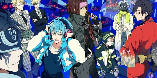 Actu Manga, Critique Manga, Dramatical Murder, Manga, Shonen, Taifu, Trawar Asada,