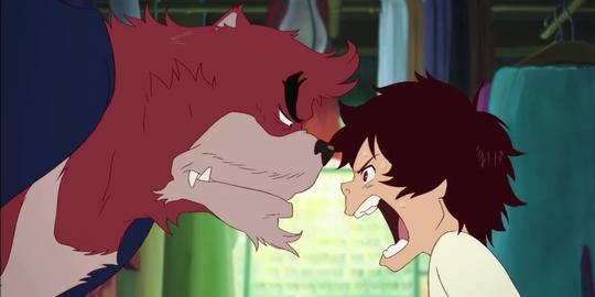 The Boy and the Beast, Mamoru Hosada, Actu Ciné, Cinéma,