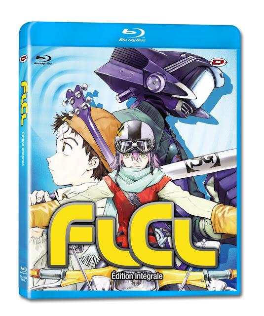FLCL, Gainax, Production IG, Actu Japanime, Japanime, Dybex,