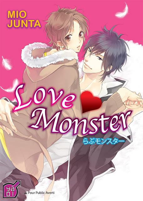 Actu Manga, In These Words, Manga, Taifu, Yaoi, Love Monster, Acid Town,