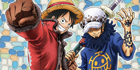 Eiichiro Oda, Actu Manga, Manga, Weekly Shonen Jump, Shueisha,