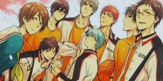 Kuroko's Basket, Actu Japanime, Japanime, Production IG, Tadatoshi Fujimaki,
