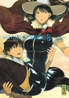 Actu Manga, Critique Manga, Kana, Manga, Ryu Mizunagi, Shonen, Witchcraft Works,
