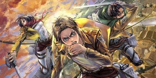 Manga, Actu Manga, Da Vinci Magazine, Classement 2015, Silver Spoon, Shingeki no Kyojin, One Piece, Detective Conan, 3 Gatsu no Lion,