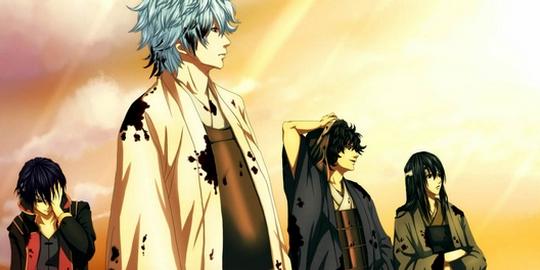 Gintama, Hideaki Sorachi, Manga, Actu Manga,