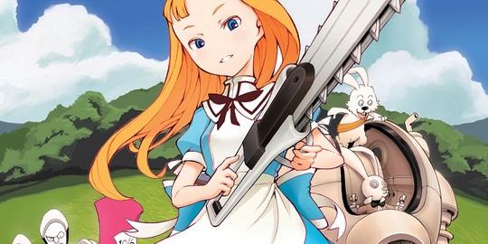 Actu Manhua, Alice in Mechaland, Critique Manhua, Kotoji, Kotoji éditions, Manga, Manhua, Shonen,