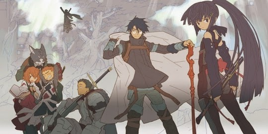Actu Light Novel, Light Novel, Log Horizon, Manga, Ofelbe,