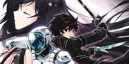 Accel World, Actu Manga, Critique Manga, Manga, Ototo, Reki Kawahara, Shonen, Sword Art Online,