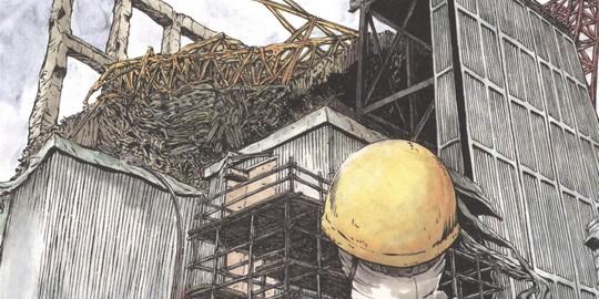Actu Manga, collection Made In, Critique Manga, Fukushima, Kana, Manga,