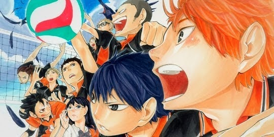 Haikyu!! Karasuno Kōkō VS Shiratorizawa Gakuen Kōkō, Haikyu Saison 3, Actu Japanime, Japanime, Production IG,