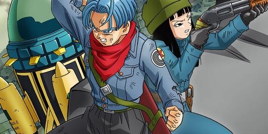 Suivez toute l'actu de Dragon Ball Super sur Japan Touch, le meilleur site d'actualité manga, anime, jeux video et cinema