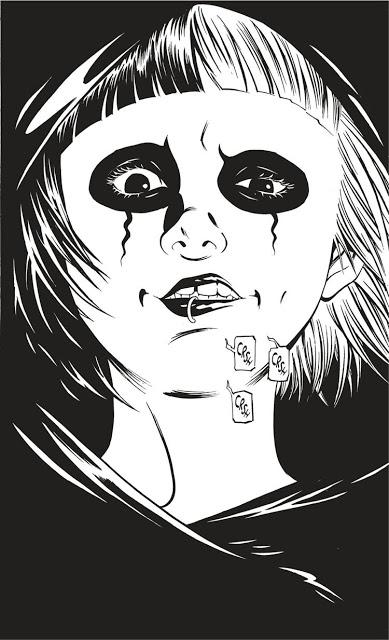 Le manga Deathco est édité par Sakka et Casterman