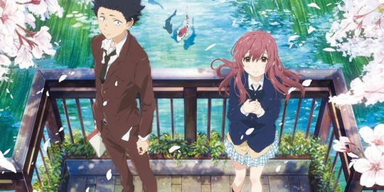 Suivez toute l'actu de A Silent Voice sur Japan Touch, le meilleur site d'actualité manga, anime, jeux vidéo et cinéma