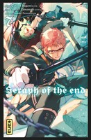Lisez notre avis concernant le tome 7 de Seraph of the End