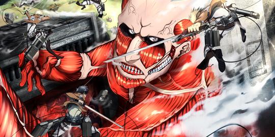 Suivez toute l'actu de L'Attaque des Titans sur Japan Touch, le meilleur site d'actualité manga, anime, jeux vidéo et cinéma