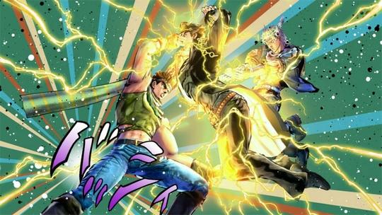 Critique Jeux Vidéo, Jeux Vidéo, Jojo's Bizarre Adventure, Jojo's Bizarre Adventure : Eyes of Heaven, Playstation 4,